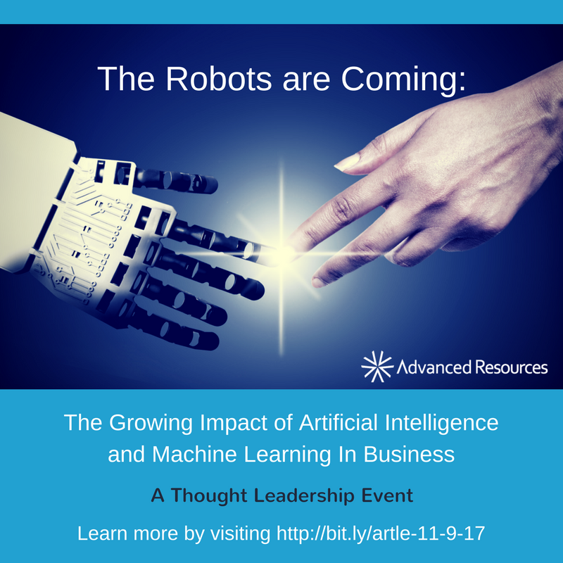 Artificial Intelligence   Talent Acquisition   Advanced Resources