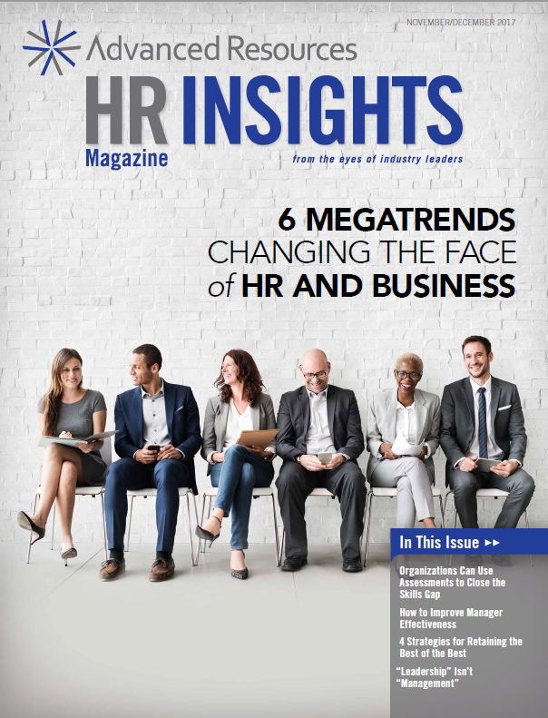 HR Insights Magazine November-December 2017