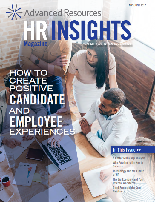 Advanced Resources | HR Insights Magazine | May/June 2017