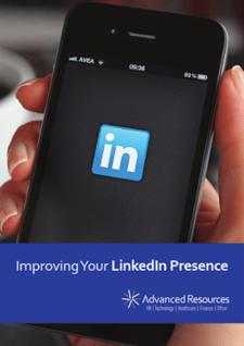Improving Your LinkedIn Presence